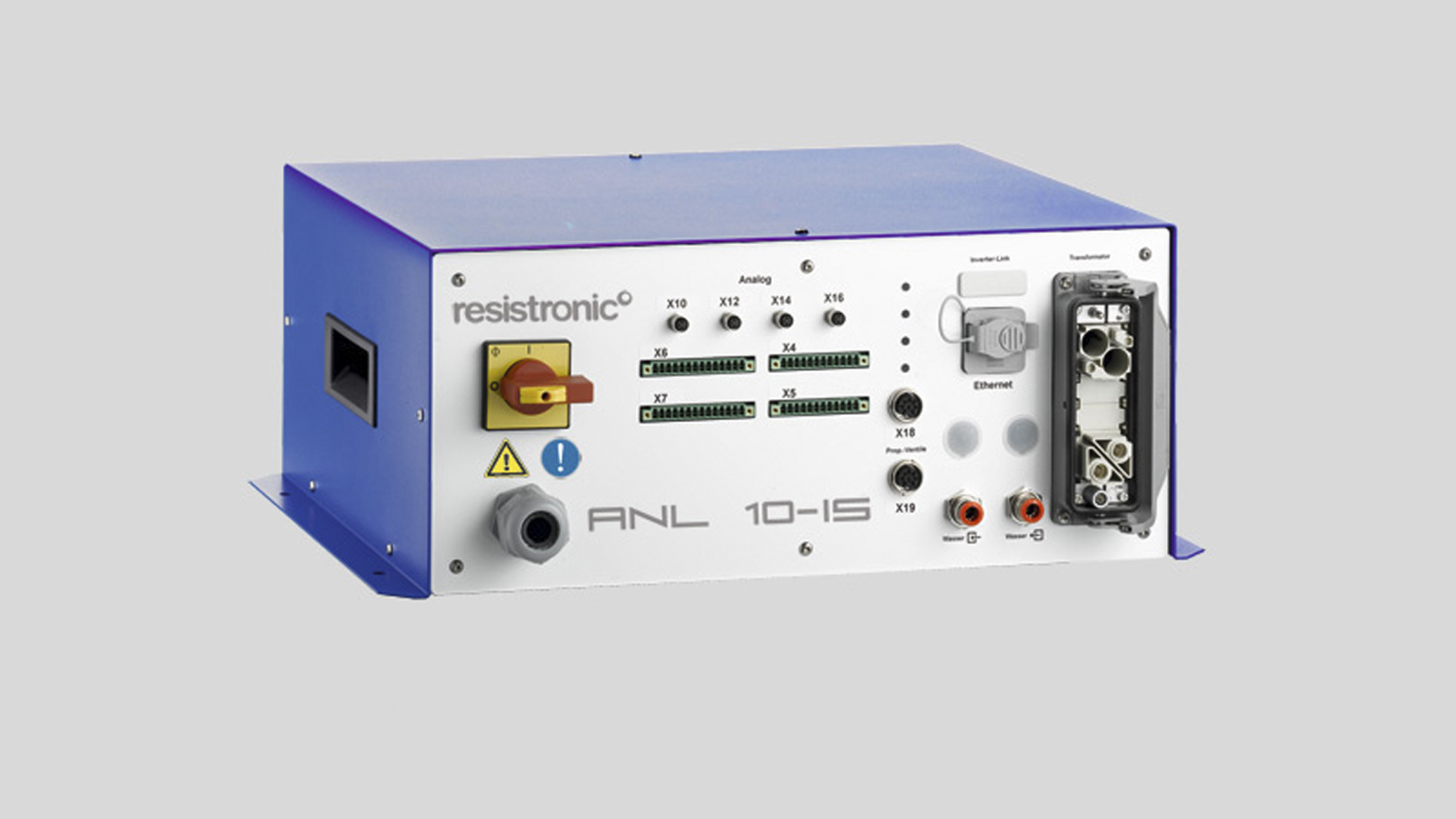 High-end inverter systems for micro-resistance welding ANL 10-IS