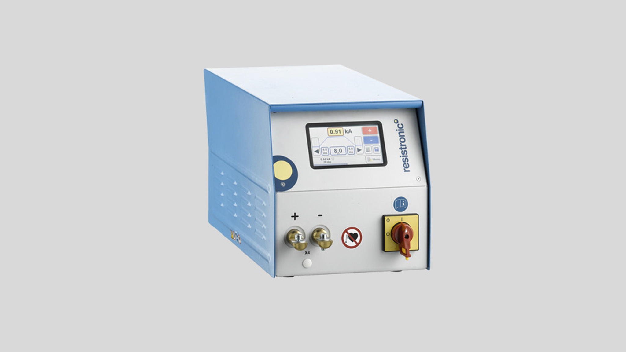 High frequency inverter RMF-DUO