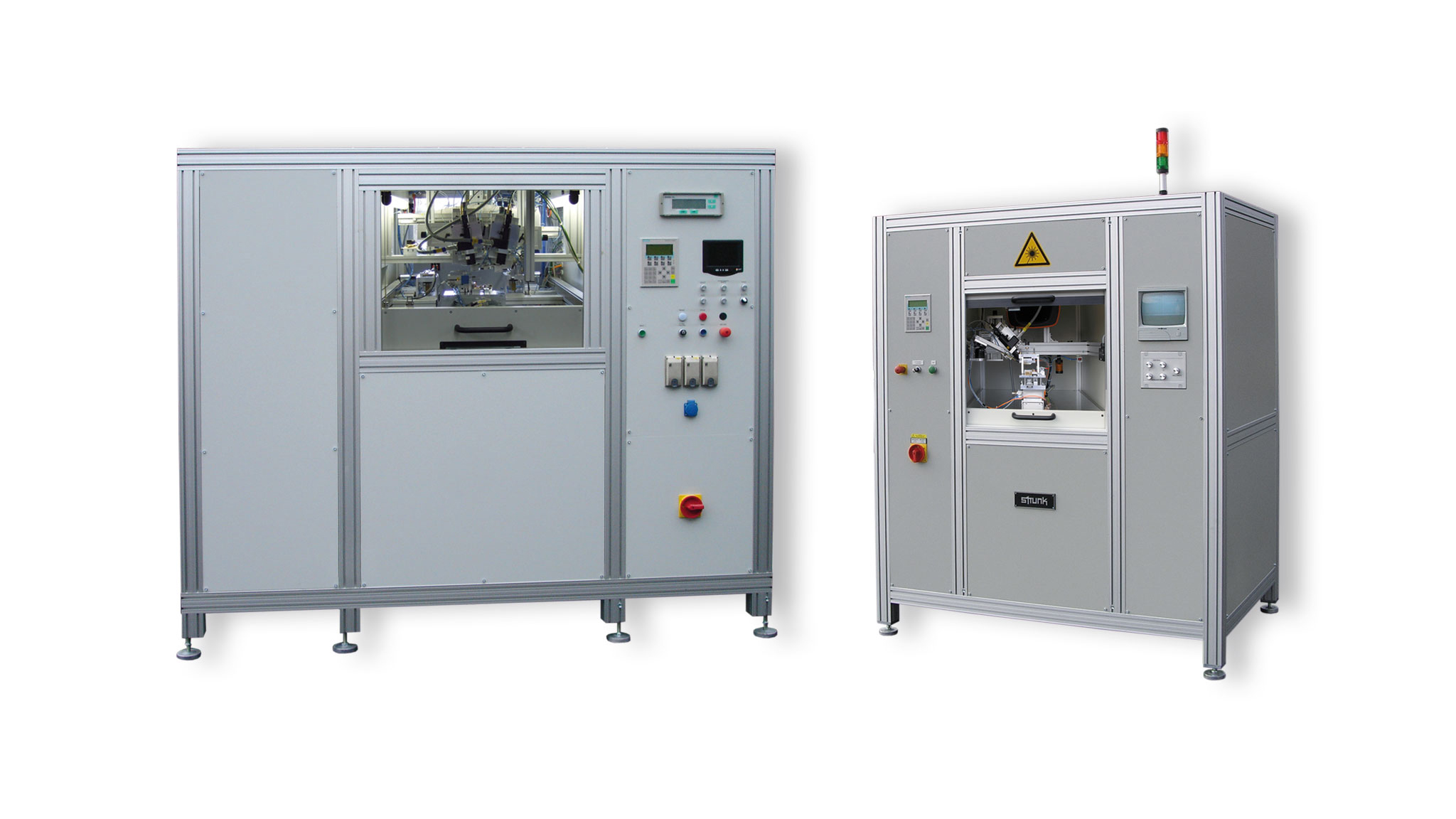 Customer-specific laser welding machines