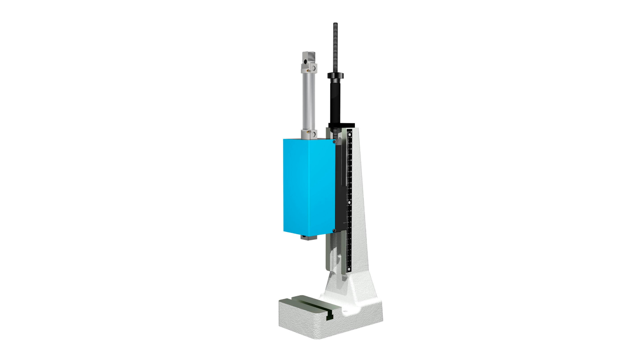 Direct-acting miniature compressed-air presses MicroPress