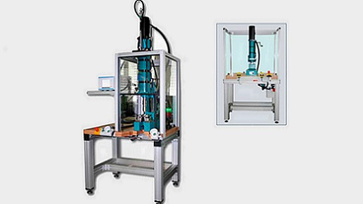 Customized press workstations with manual loading