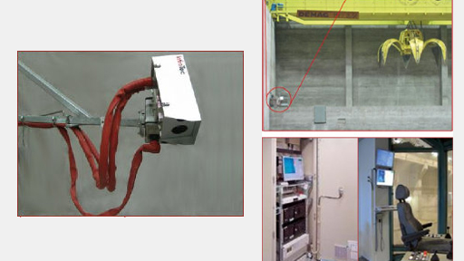 Thermography solution for early fire detection