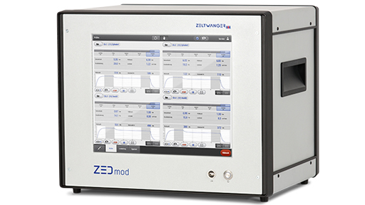 Modular measurement and control system ZEDmod